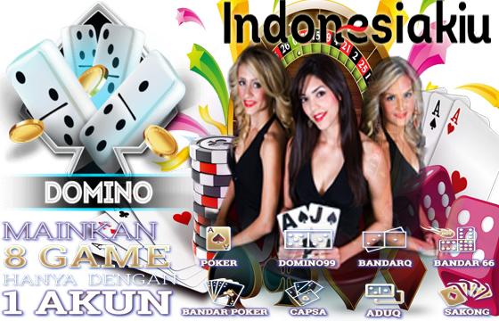 Permainan Judi Domino Online